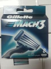 Gillette Mach 3 maszynki do golenia