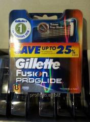 Gillette maszynki do golenia