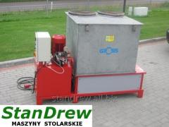 Briquetting sawdust GROSS