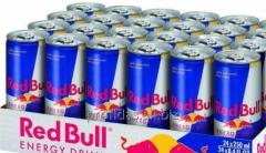 Non-alcoholic energy drinks