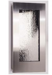Fountain image of stainless steel