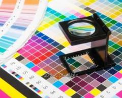 Flexographic water-soluble paints
