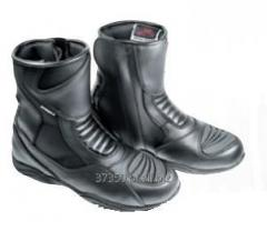 Footwear for motoracing