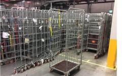 Wózek transportowy platforma 800x700x1900 - 500kg