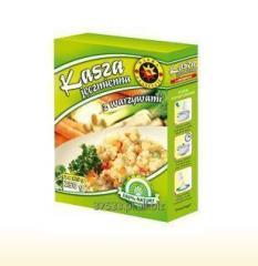 Kasza jęczmienna z warzywami 250g