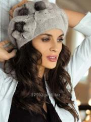Czapka zimowa damska, model Elena