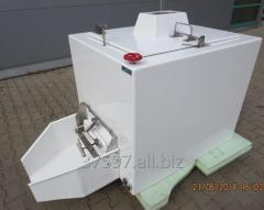 Lullabies equipments for the fish sorting