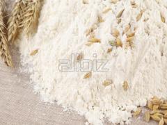 Mąka pszeniczna pierwszego gatunku typ 450 i 5550.