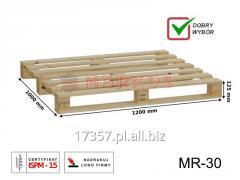 MR-30 paleta drewniana jednorazowa suszona