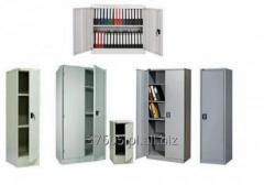 Les armoires de bureau