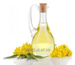 Rapeseed oil for biodiesel production