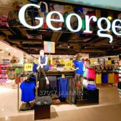 Outlet George, Papaya, TU
