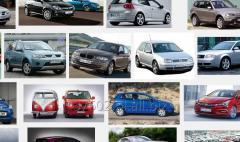 Cars, used