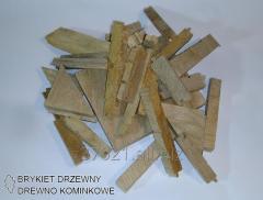 OPAŁ - Odpady stolarskie - DĄB