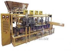 Linia do pakowania mąki _ cukru 1 kg / Maszyna do pakowania mąki _ cukru 1 kg
