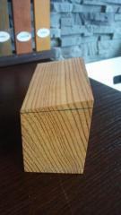 Łaty drewniane