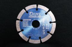 Tarcza POWERLINE CONSTRUCTION 115mm