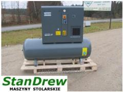 Screw Compressor Model GX 5 FF