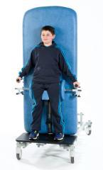 Stół pionizujący dla dzieci Economy Child Tilt Table (ST7650 SEERSMEDICAL)