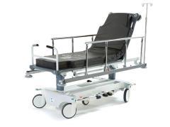 Carrinhos para transporte de doentes