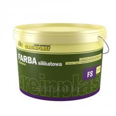GREINPLAST FS Farba fasadowa - silikatowa
