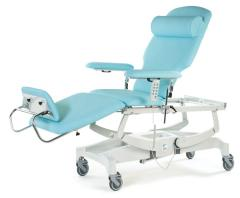 Dialysis donor table chair