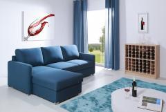 BASIC corner with sleeping function