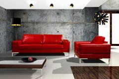 Leather seating CARRERA