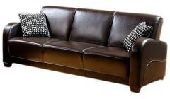 Leather sofa IBIZA