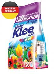 Niemiecki proszek do prania KLEE COLOR 10kg