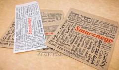 Torebki papierowe dla gastronomii z nadrukiem
