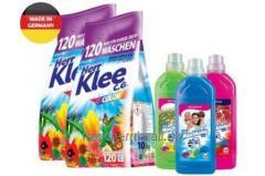 Proszek KLEE COLOR 2x10kg + płyn Waschkonig 4x1l