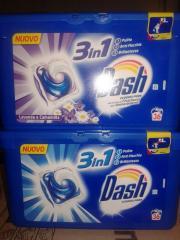 Kapsułki do prania DASH 3in1