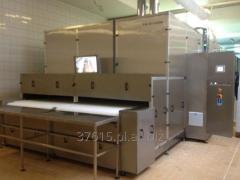 Tunele chłodnicze do chłodzenia produktów w