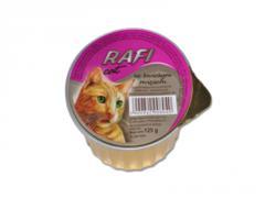 Karma dla kotów Rafi cat 125g