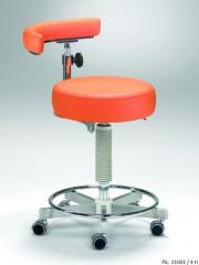 Taboret medyczny Coburg Dentalift 11001 (Jorg&Sohn)