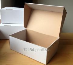 Tanie pudełka tekturowe fasonowe z tektury powlekanej