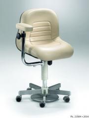 Taboret medyczny Coburg Dentalift 22004 (jorg&Sohn)