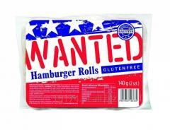 Bułki hamburgerowe 2x70g. Produkt bezglutenowy
