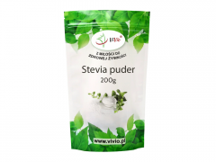 Stevia puder