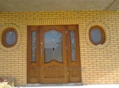 Drzwi – różne rodzaje oraz z kryształkami