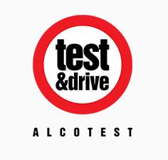 Alkotest jednorazowy Test & Drive