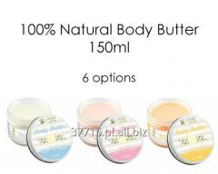 100% Naturalne masła do ciała 150ml