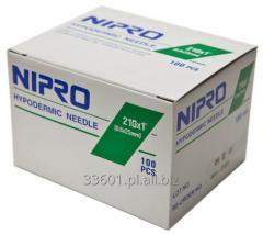 Igły iniekcyjne Nipro Needle jak Terumo Neolus