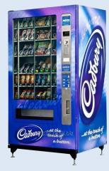 Automat vendingowy uniwersalny SIELAFF FS2000 używany