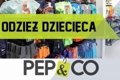 Pep&CO  Odzież  outlet dziecięca