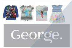 Детская одежда сток от George