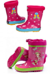Gumboots a second-hand for boys and girls.