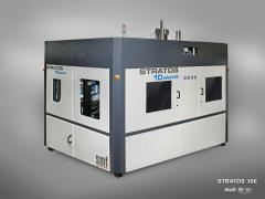 Stratos 10E Maszyna wydmuchowa butelek PET
