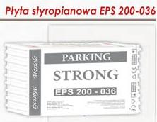Styropian EPS 200-036 STRONG